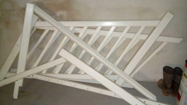 Balustrada tralki poręcz
