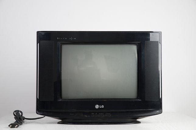 Продаю маленький б/у телевизор LG 14SA2RB