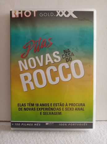 ... Novas na Casa do Rocco (DVD)