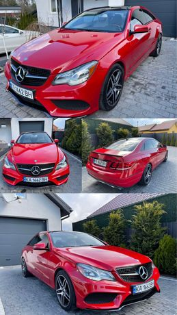 Mercedes E350 (2013)