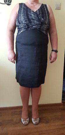 sukienka czarna roz.48