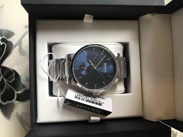 Relógio novo Hugo Boss para homem com garantia.