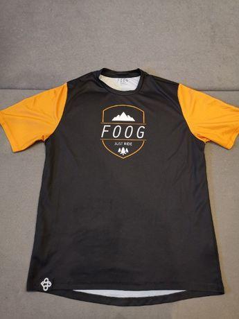 Koszulka / jersey FOOG Just Ride Flex - roz L (nie FOX, 100%, endura)