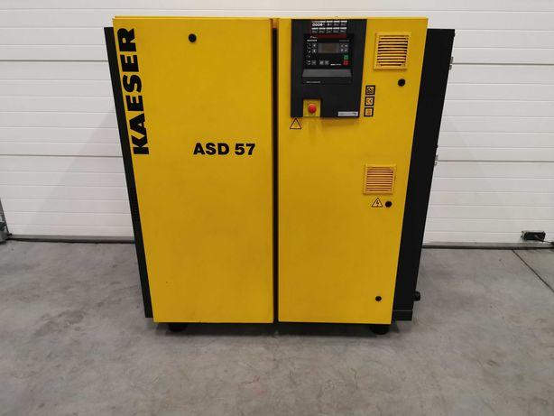 Sprężarka śrubowa 30kw KAESER ASD57 kompresor 5700l/min 8bar  2006