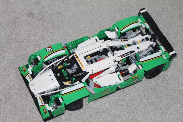 Lego Technic 42039 Super Szybka Wyścigówka+ Zestaw Zasilający 8293