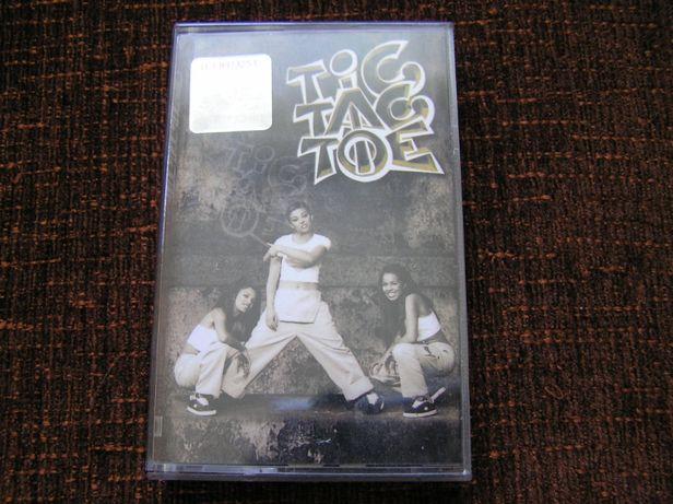 Tic Tac Toe kaseta audio magnetofonowa muzyka