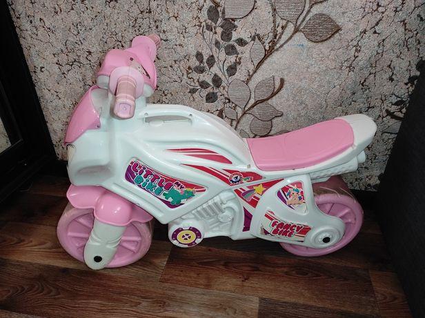 Детский мотоцикл Технок