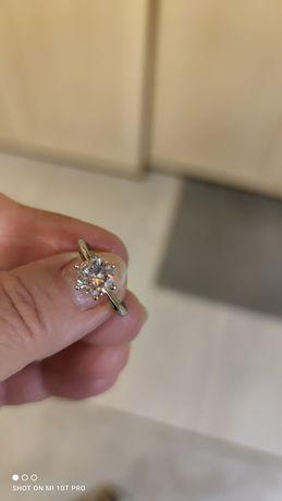 Sprzedam srebrny pierścionek