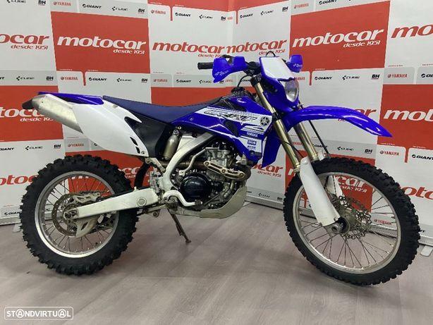 Yamaha WR  450F 2010