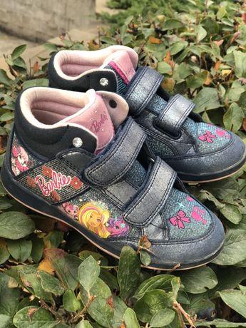 Ботинки ботиночки Туфли кеды кроссовки Barbie 29 р (18 см стелька)