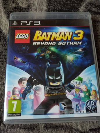 Gra na PS3 LEGO Batman 3