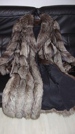 OKAZJA, Ekskluzywne futra ze skór naturalnych lisów