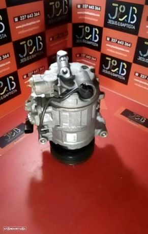 Compressor Do Ar Condicionado Audi A4 (8K2, B8)