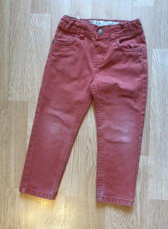 Стильные джинсы с потертостями для мальчика Denim Co, размер 3-4 г, 98