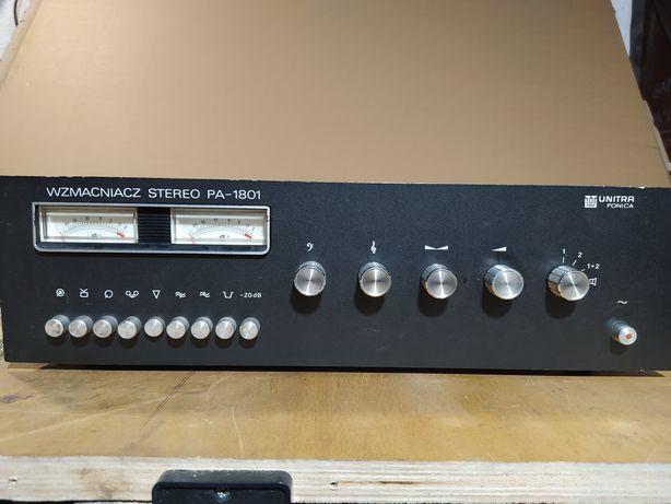 Wzmacniacz stereofoniczny PA1801 UNITRA