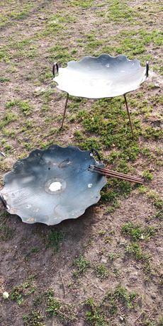 Сковорода-садж из бороны 72, 5см, толщ. 8мм, 25кг