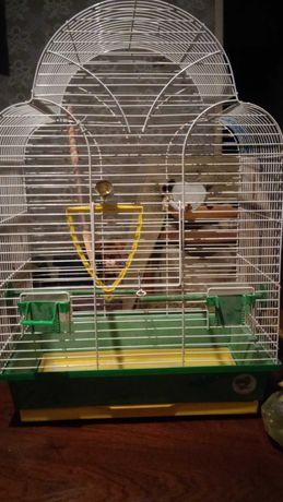 Клетка для птиц попугаев
