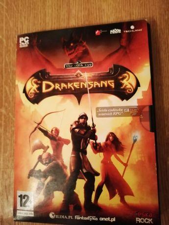 Gra na PC Drakensang: The Dark Eye polska wersja językowa