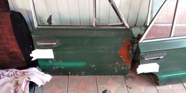 Дверь с ваз 2103 задняя левая