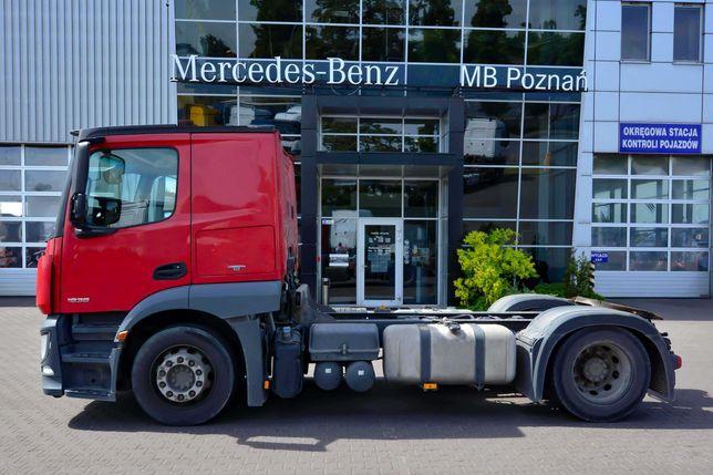 Mercedes-Benz Actros 1836L z 2015 roku
