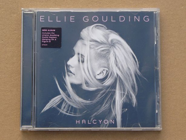 cd Ellie Goulding Halcyon 2012 1wyd.UK tłocz.GERMANY