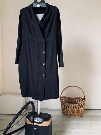 Продам черное платье Goldi и укороченный свитер размер L