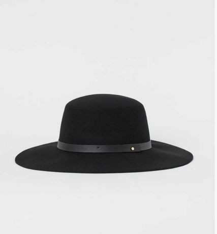 Nowy kapelusz h&m rondo rondem okazja