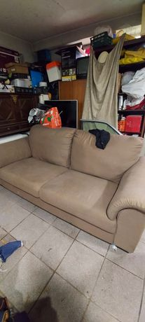 Vendo sofá 4 lugares