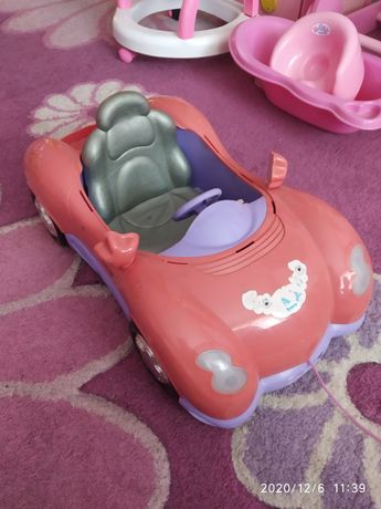Auto, samochód Baby Born