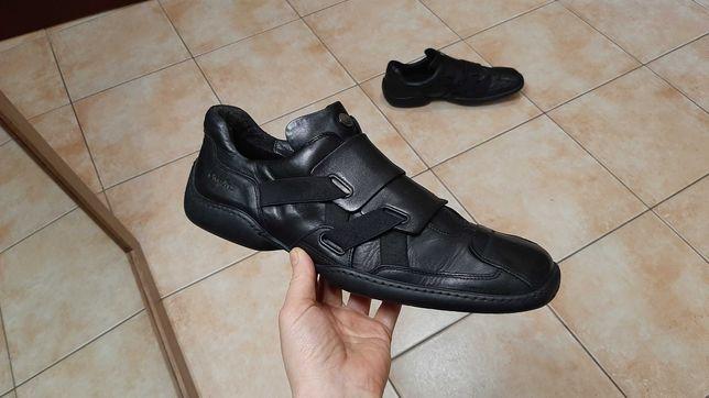 44-45р,29,5см,Кожаные туфли,ботинки Olivier Strelli (Оливер Стрелли)