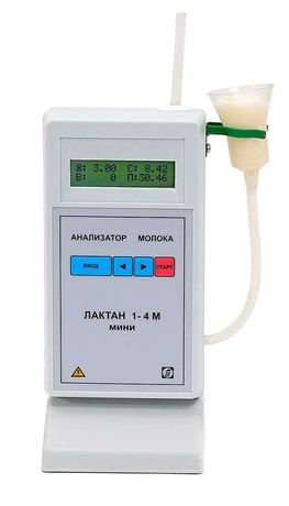 Продам анализатор молока Лактан 1-4 мини