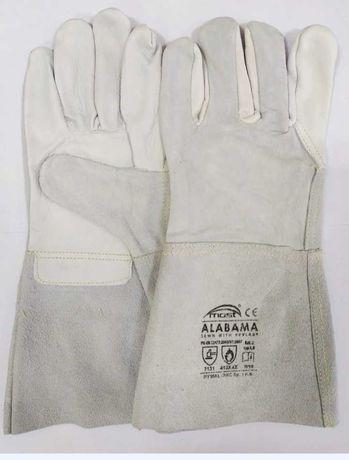 Краги зварювальні рукавиці