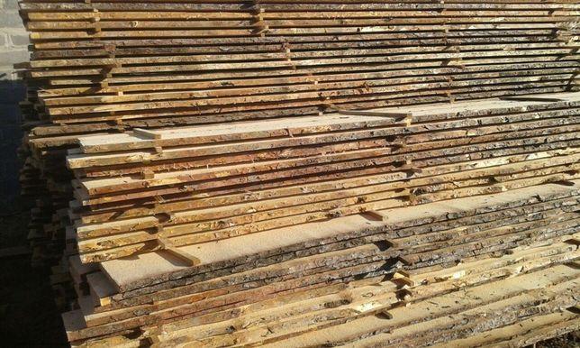 Лесоматериалы, необрезная доска для мебельных фабрик, 3-6м.