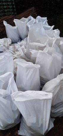 Отдам даром строительный мусор (песчано-глиняную смесь) в мешках