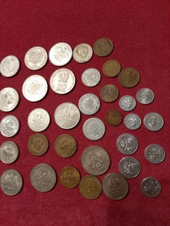 Stare monety sprzedam całość