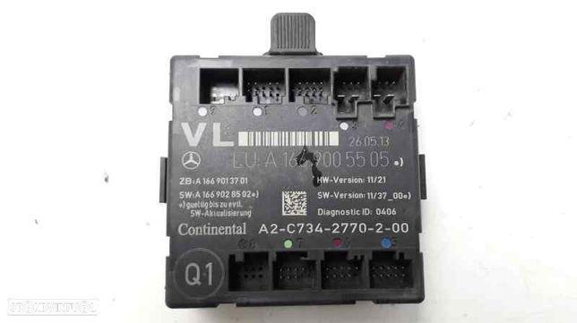 A1669005505 Módulo eletrónico MERCEDES-BENZ CLA Coupe (C117) CLA 220 CDI / d (117.303) OM 651.930