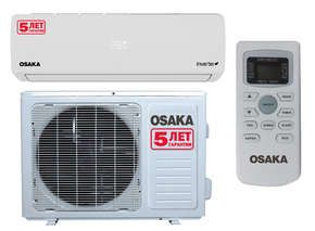 Кондиционер OSAKA Elite STV-09HH INVERTER (Обогрев до -15°С )