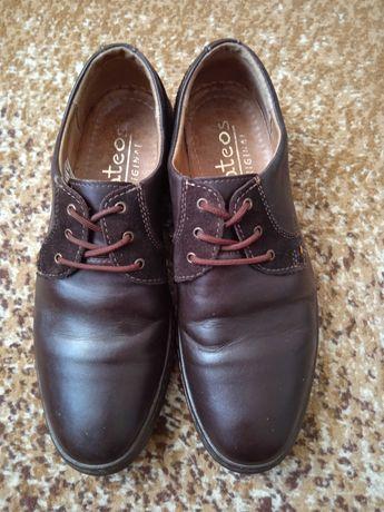 Чоловічі туфлі шкіряні б/у