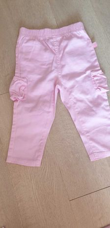 Spodnie spodenki 74