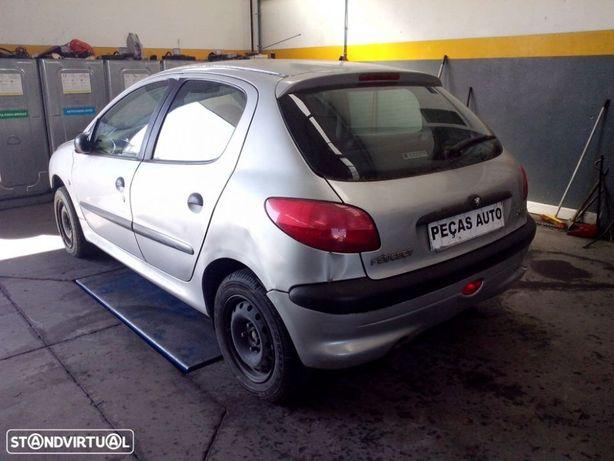 Peugeot 206 Motor Caixa Velocidades injectores colaça Alternador etc