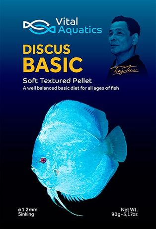 Vital Aquatics Discus Basic 90gr.