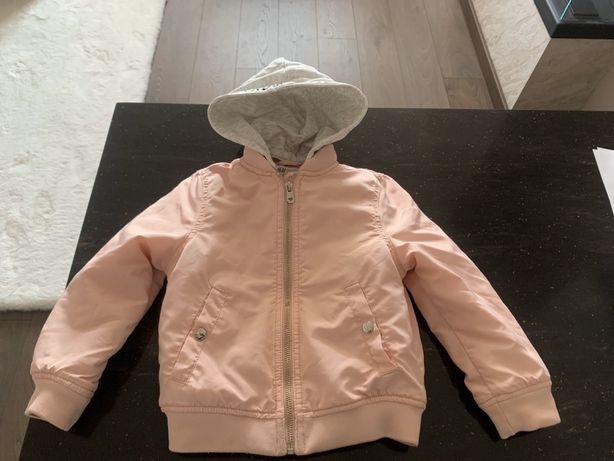 Демисезонная куртка h&m 110 см (5 лет)