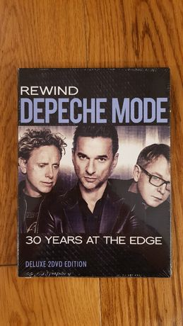 Depeche Mode - 30 Years at the edge 2xDVD