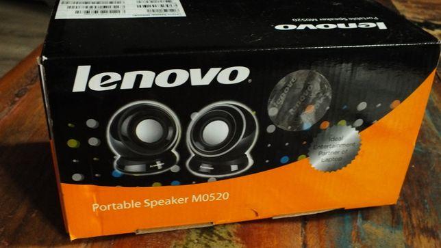 Głośniki komputerowe 2.0 Lenovo M0520