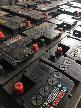 Skup zużytych akumulatorów, baterii trakcyjncyh z odbiorem od klienta