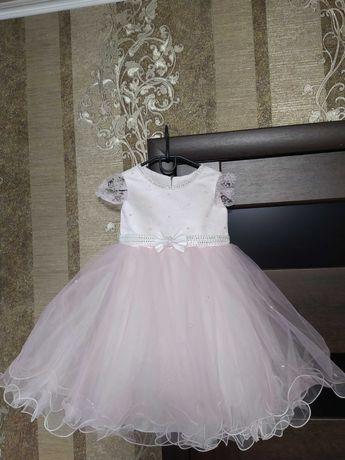 Продам пышное платье