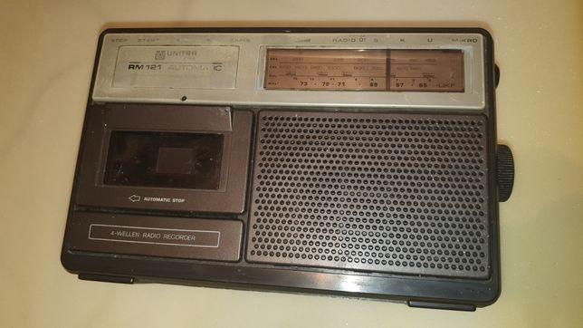 Radiomagnetofon Unitra ZRK RM 121 automatic