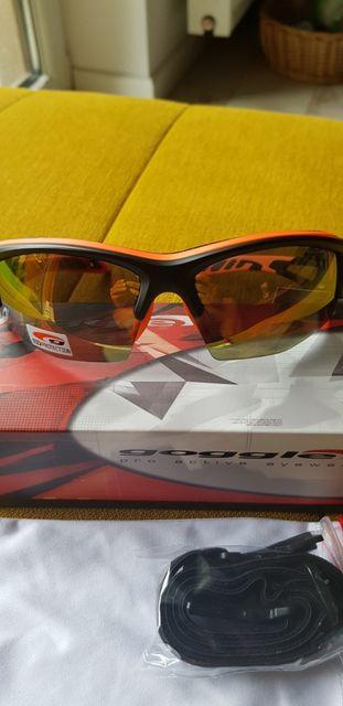 Okulary Goggle T672-2 przeciwsloneczne sportowe nowe
