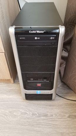 Компьютер системник игровой, GeForce GTX 750 TI