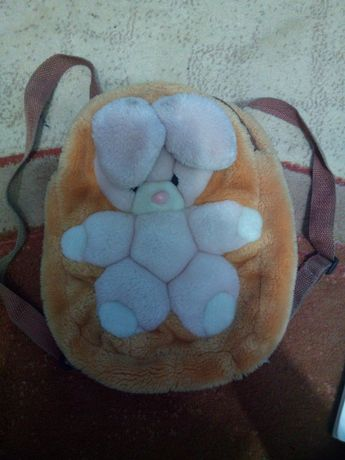 Plecak dziecięcy królik